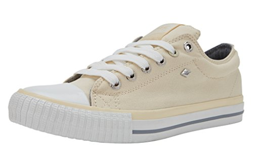 British Knights Master lo – Low-Top da uomo sneakers Cream