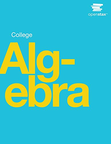 College Algebra (English Edition)