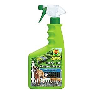 COMPO Hunde- und Katzen-Schreck, Fernhaltemittel zum Schutz vor Verunreinigungen, 500 ml