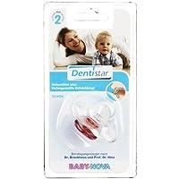 DENTISTAR BS Silikon ohne Ring Babys mit Zähnen 1 St preisvergleich bei billige-tabletten.eu