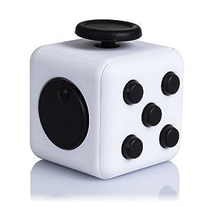 DAM Cube Anti estrés con 6 módulos relajantes. Alivia el estrés y la ansiedad