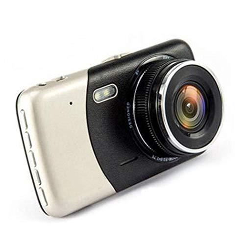 SNIIA 4-Zoll-Auto Kamera IPS HD Dash Cam DVR Recorder G-Sensor Bewegungserkennung WDR-Loop-Aufnahme mit Nachtsicht-Kamera Board Fahren - Dvr Dash-board-recorder