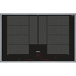 Siemens ex845lyc1e iQ700hobs eléctrico/vitrocerámica/vidrio y cerámica/79,5cm/Power Boost Función/Negro