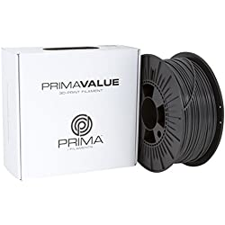 Prima Filaments PV-ABS-175-1000-DG PrimaValue Filamento ABS, 1.75 mm, carrete de 1 kg
