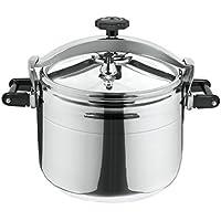 Magefesa Chef 22 L Ollas a presión, Aluminio|Acero Inoxidable, ...