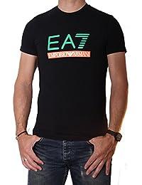 Ea7 - T-shirt Emporio Armani 275686 3p206 00020 Couleur - Noir