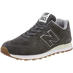 New Balance 574v2, Zapatillas para Hombre, Gris Castlerock Epc, 40 EU