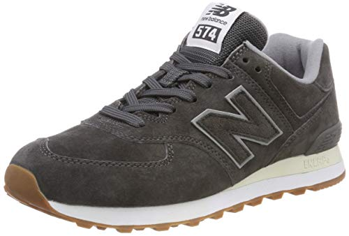 New Balance Herren 574v2 Sneaker, Grau Castlerock Epc, 45 EU