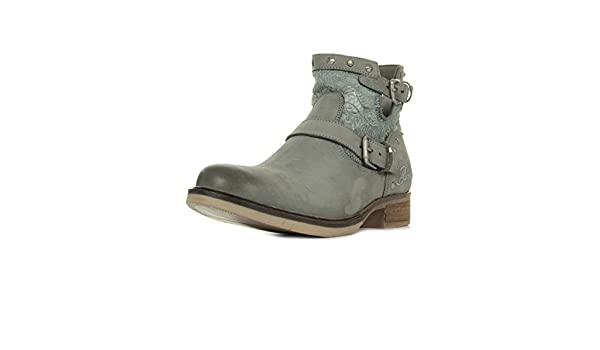 Boots Bunker Solynf31jeans Jeans uk Grey co Soly Nf31 Amazon RwIq1Rr