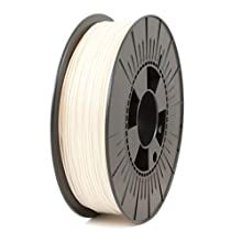 ICE Filaments PLA filament, 1.75mm, 0.75 kg, Blanc (Wishful White)