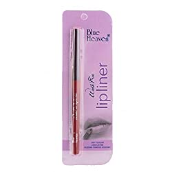 Blue Heavan Super Cosmetics Womens Walk Free Lip Liner (Pack of 2)