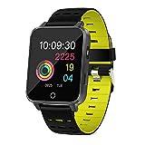 Braccialetto Intelligente, Fitness Tracker, Tracker Attività Con IP68 Impermeabile, Sonno Monitor, Pedometro Per Donna Uomo - Smartwatch Bluetooth Con Pressione Sanguigna Per Samsung Android iOS