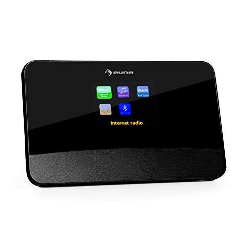auna iAdapt 280 • Internetradio-Adapter • Erweiterung für Stereoanlagen, HiFi- und Surround-Systeme • WLAN • Bluetooth • DAB+ Tuner • UKW-Empfänger • RDS-Funktion • 2,8