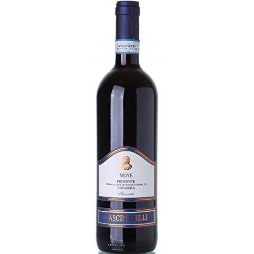 Bonarda Piemonte Frizzante DOC Moyè 0,75 lt.
