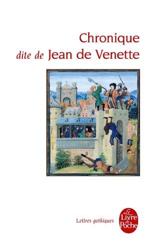Chronique par Jean de Venette