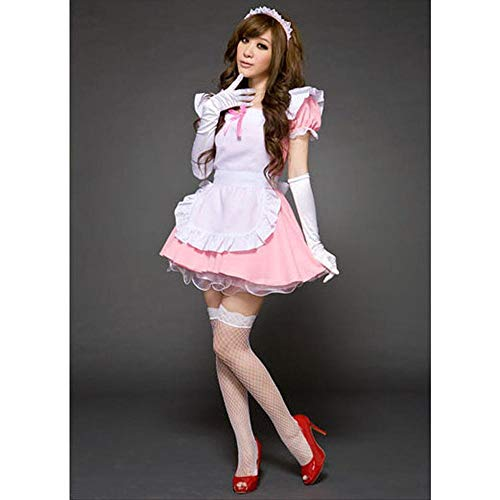 WWAVE Japanische Sexy Maid Anzug Uniform Verführung Frauen Außenhandel Cute Pink