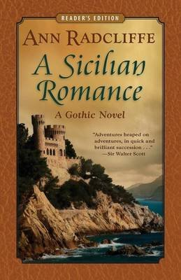 Portada del libro [(A Sicilian Romance : A Gothic Novel (Reader's Edition))] [By (author) Ann Ward Radcliffe ] published on (January, 2014)