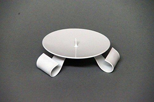 Preisvergleich Produktbild Kerzenhalter / Kerzenständer / Kerzenteller in 9 cm ; M 47