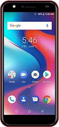Yuho O2 (Gamma Red, 16 GB) (2 GB RAM)