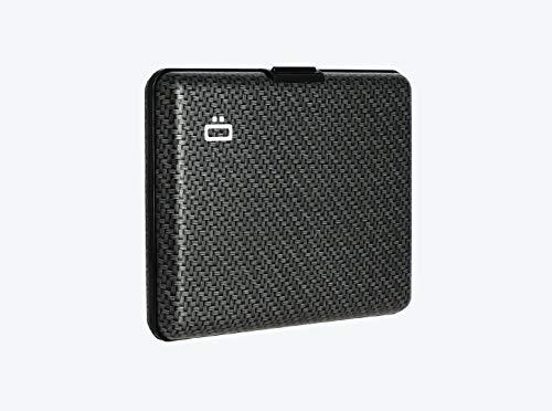 Esta cartera es diseñado para guardar sus billetes y sus documentos de identidad.Es compacto, ligero y su contenido es accesible en un instante.