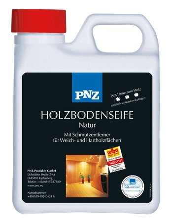 Preisvergleich Produktbild PNZ Holzboden Seife, Gebinde:2.5L, Farbe:Farblos