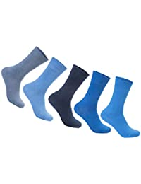 6 12 oder 24 Paar Herrensocken Übergröße Schwarz Socken Baumwolle 47 48 49 50