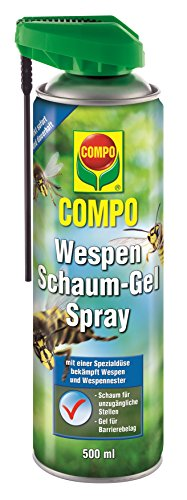 *Compo Wespen Schaum-Gel Spray, 500 mL*