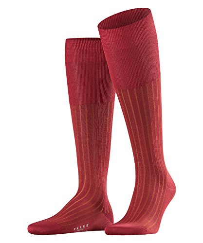 Falke Shadow Chaussette Homme, Rouge, FR : 2XL (Taille Fabricant : 45-46)