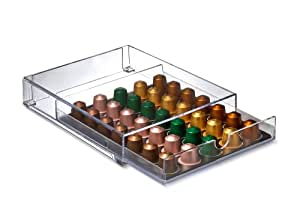 Mongardi Tiroir porte-capsules 2 niveaux