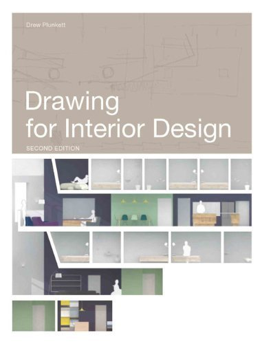 Drawing for Interior Design by Drew Plunkett (2014-09-23)