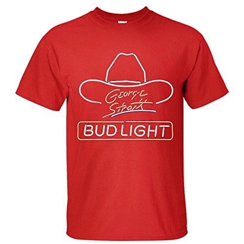 xtmtm-hommes-george-strait-bud-light-t-shirt-small
