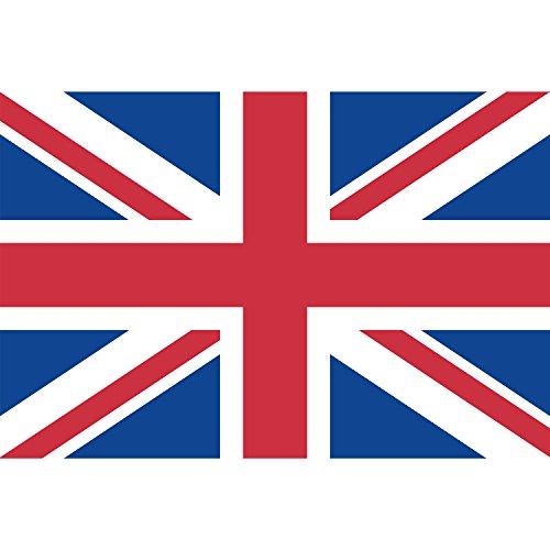 Trixes Große Großbritannien Flagge Union Jack 5ft x 3ft Britische Flagge (Britische Themen Kostüm)