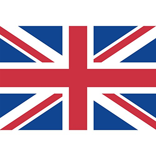 Trixes Große Großbritannien Flagge Union Jack 5ft x 3ft Britische Flagge