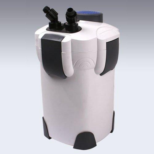 Forever Speed Aquarium filter Außenfilter 3 Stufen Kammerfilter ohne UVC Einheit (1000/1400/2000 L/h) 1000 L/h