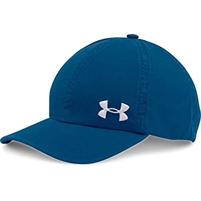 Under Armour Armour Solid Washed Cap - heron