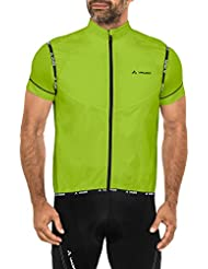 VAUDE Men's Air Vest II - Chaleco color pistachio, talla XL