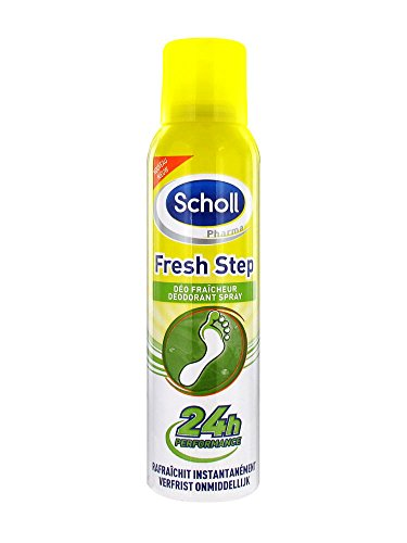 Scholl Fresh Step Déo Fraîcheur 150 ml