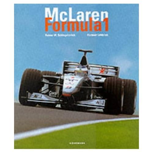 McLaren-Formula 1 by Hartmut Lehbrink (1999-10-02)
