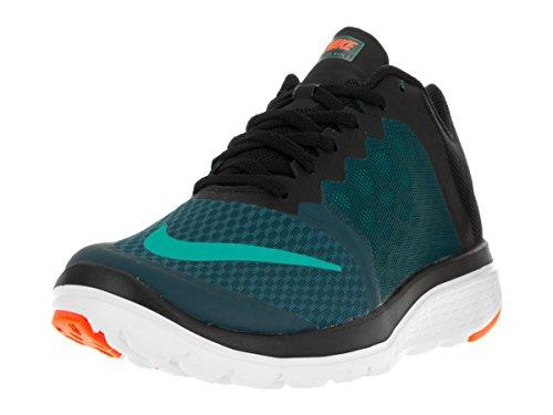 Nike Fs Lite Run 3, Chaussures de Running Entrainement Homme Turquesa (Turquesa (midnight turq/clear jade-black-white))