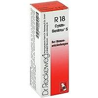Cysto Gastreu S R 18 Tropfen Zum Einnehmen, 22 ml preisvergleich bei billige-tabletten.eu