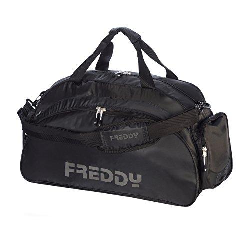Freddy BAGW101 Coordinato invernale Donna Nero One Size