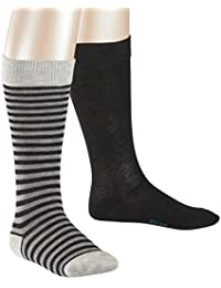 Esprit Stripes, Calcetines para Niños (Pack de 2)