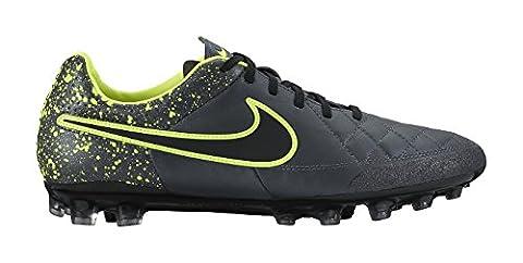 Nike Tiempo Legacy AG-R, Chaussures de foot pour garçon multicolore 43