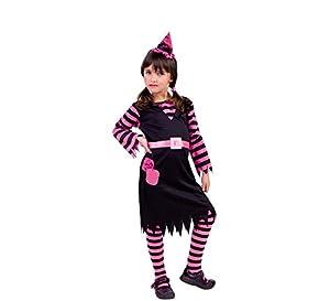 Rubies Disfraz Infantil - Brujita Rosa 5-7 años