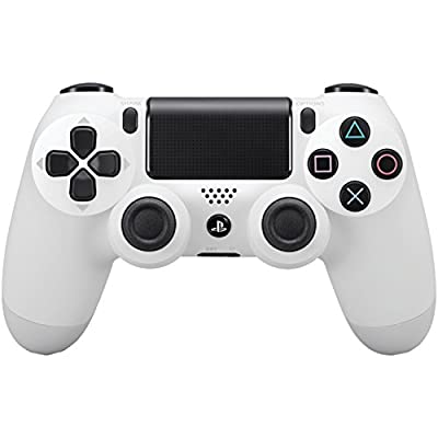 PS4 Custom Controller Glacier White