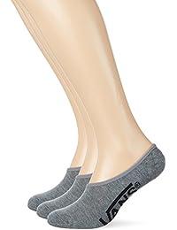 Vans chaussettes pour homme classique Super-Show gris Pas