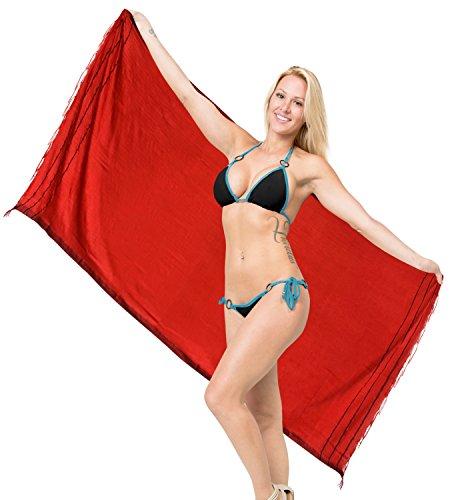 beachwear pianura sarong involucro bikini coprire pareo costume da ...