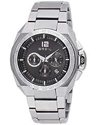 Reloj Breil Milano Bw0319 Caballero Cronometro Acero 100m