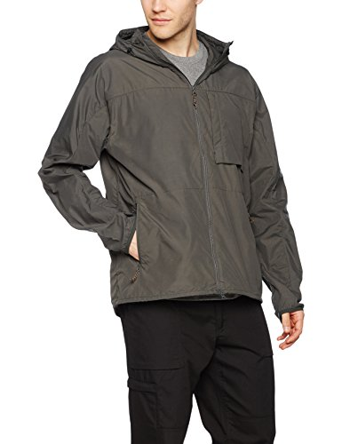 Fjällräven Herren High Coast Wind Jacket Anorak, Mountain Grey, M