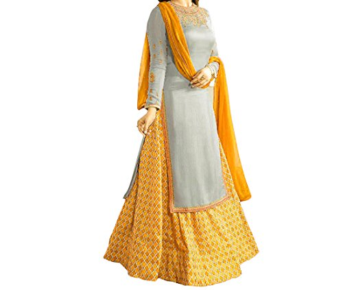 Ethnic Yard Women's Georgette 1172